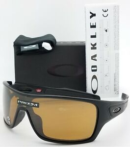 4413149902d NEW Oakley Turbine Rotor sunglasses Black Prizm Tung. Polarized 9307 ...