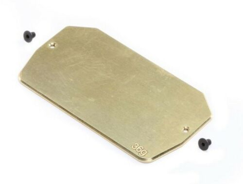 Team Losi Racing TLR331039 Brass Electronics Mounting Plate 34g 22 5.0