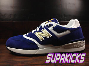 blue and gold new balance