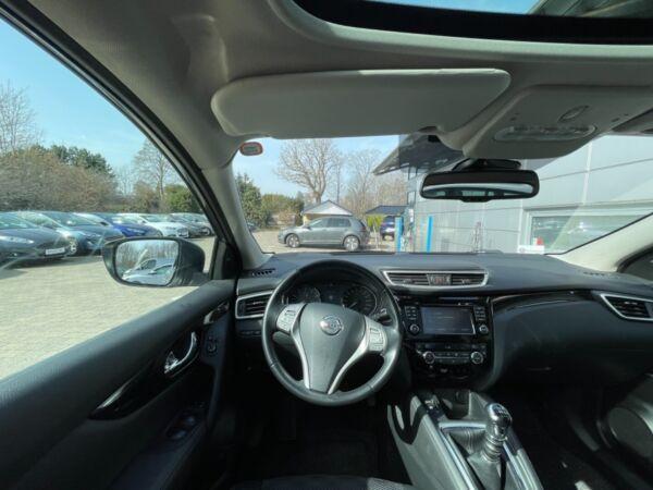 Nissan Qashqai 1,6 Dig-T 163 Tekna - billede 4
