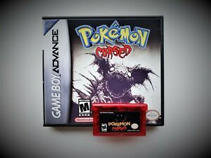 Pokemon Cursed Gameboy Advance GBA Game / Case - Scary Fan Mod (USA Seller)
