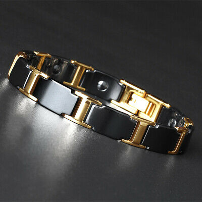 BEEMEN Mozo Armband Bracelet Titan Magnet Carbon fiber