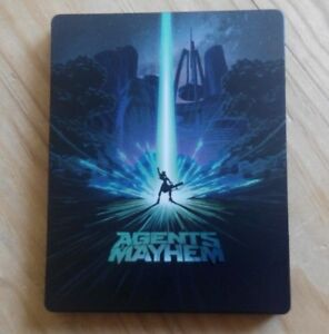 AGENTS-OF-MAYHEM-GAME-PS4-PROMO-RARE-COLLECTOR