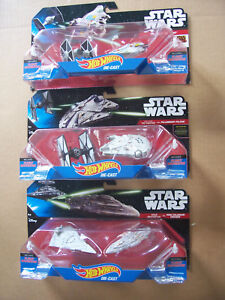 MATTEL-HOT-WHEELS-Astronavi-Star-Wars-2-Pack-SCEGLI-DALLA-LISTA