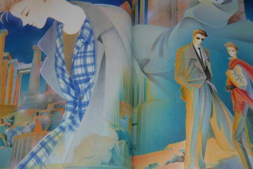 JAPAN Reiko Shimizu Illustrations ARIA Art Book
