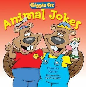 Giggle-Fit-Animal-Jokes-by-Keller-Charles-Paperback