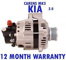 KIA CARENS MK3 MK III (UN) 2.0 CRDI 115 140 MPV 2006 2007 - 2015 RMFD ALTERNATOR