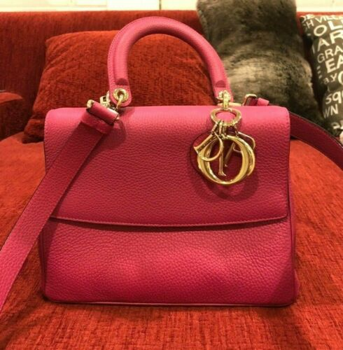 Dior Be Dior bag in Fuscia