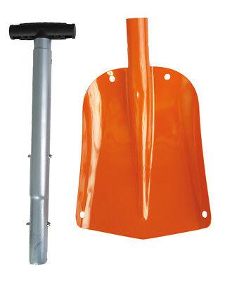Mil-Tec Schneeschaufel Sandschaufel Klappbar mit Tasche 82cm Lawinenschaufel