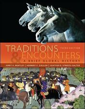 Traditions and Encounters : A Brief Global History by Heather E....