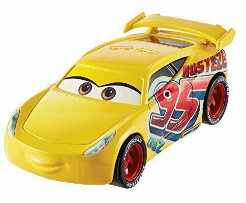 Sounds /& Phrases Disney Cars Racetrack Talkers Rust-Eze CRUZ Ramirez Vehicle 10