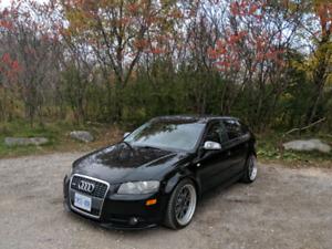2007 Audi A3 S Line