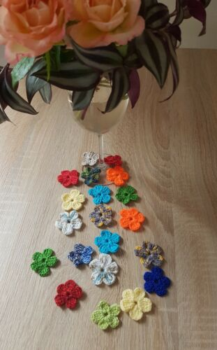 Table Decorations Flowers Floral Crocheted Wedding Celebration Decoration Table Ornament