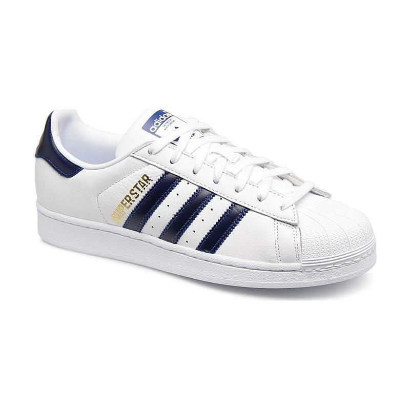 huge discount 7955c 99462 NEW B41996 B41996 B41996 Men s Adidas Superstar shoes WHITE CIOUE bc8a08