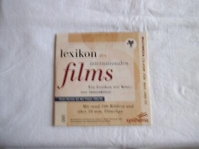 Aktiv Cd: Lexikon Des Internationalen Films. Ein Lexikon Wie Kino - Nur Interaktiver