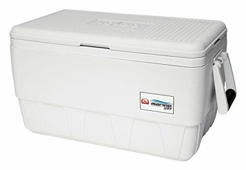 NEW Igloo Marine Reinforced Ultra Insulated Cooler White 36 Quart FREE SHIPPING