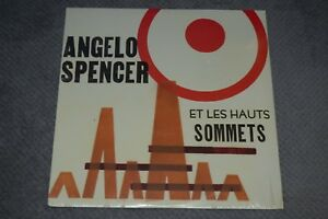 Angelo-Spencer-et-les-Hauts-Sommets-Self-Titled-LP-SEALED-NEW-FAST-SHIPPING