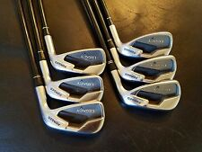 Callaway Japan Limited Legacy Forged 6pc Graphite 50i R-flex Iron Set