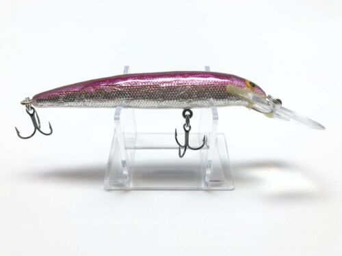Bagley Bang O BLDD4-PSF Fishing Lure New in Box Purple Silver Foil Color