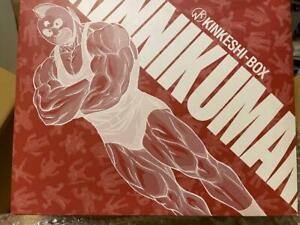 kinnikuman reprint Kinkeshi BOX skin color all 418 pcs Complete BOX Japan