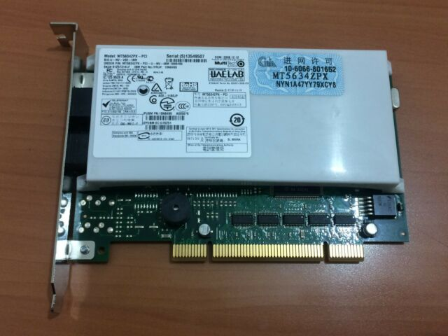 MULTITECH MODEM MT5634ZPX-PCI-NV DRIVERS FOR WINDOWS 10