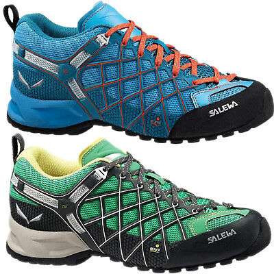 SALEWA Women's Wildfire Vent Approach Shoes Trekking Hiking DISCOUNTED FROM $125 | eBay