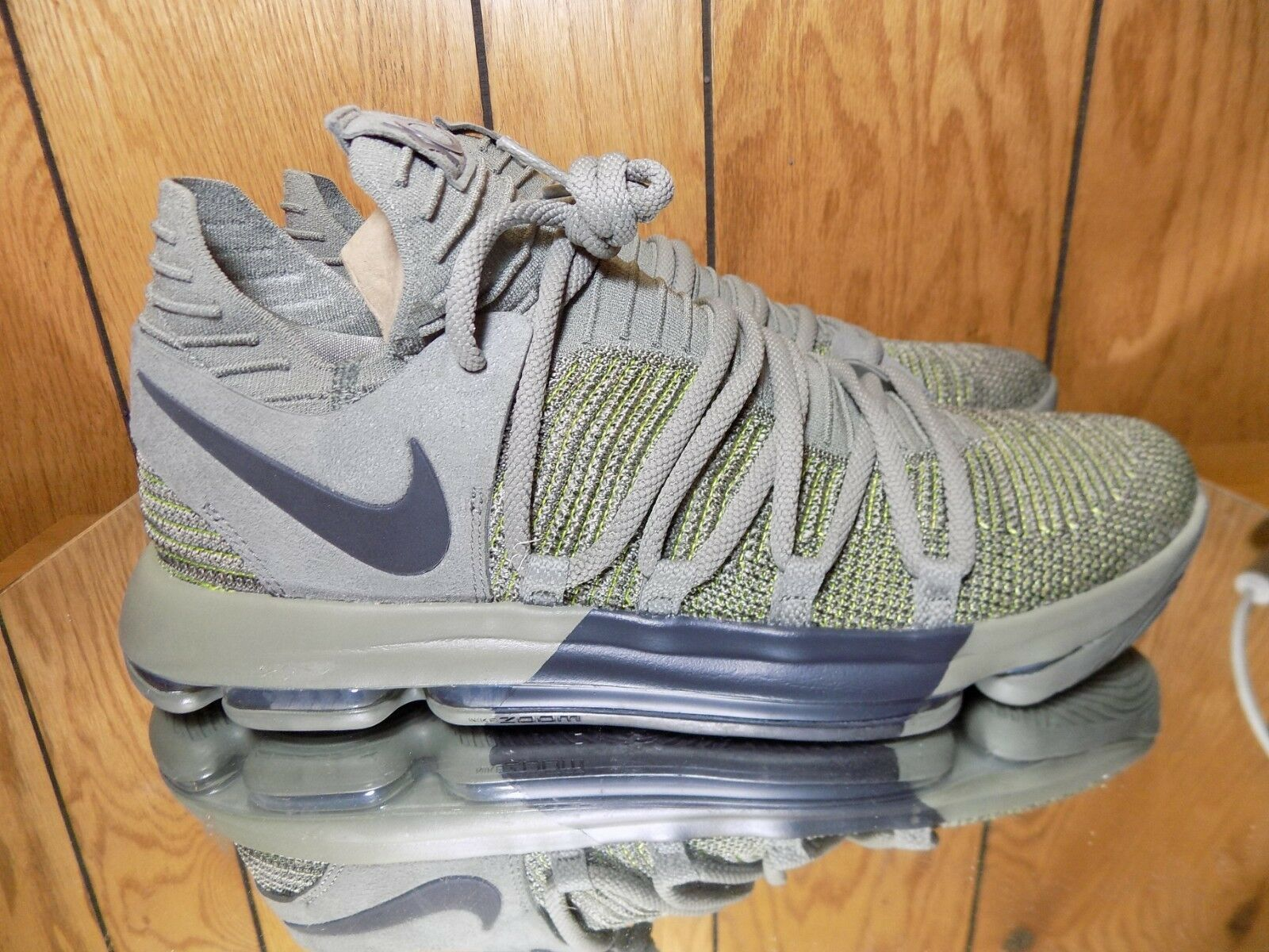 Nike Zoom KD10 LMTD Limited Mens Multi Size Basketball shoes 897817 002 s 11.5