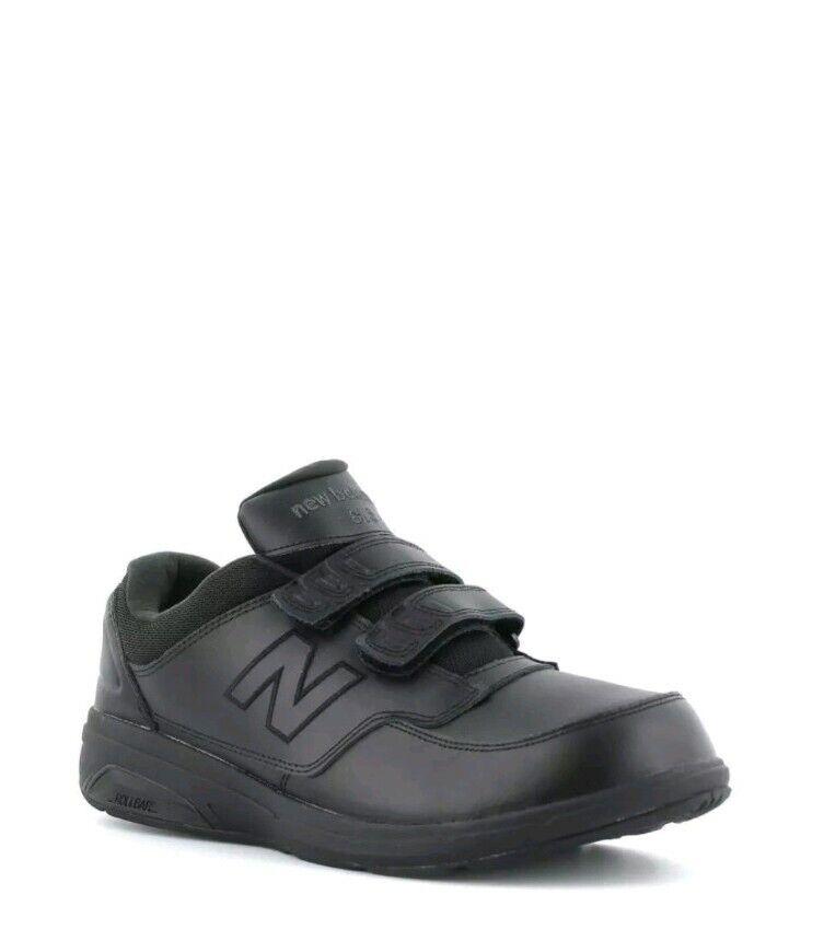New Balance Mw813 Velcro scarpe da ginnastica Leather Mens  Walking scarpe Low Heel Original  qualità autentica