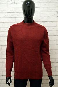 Maglione-Uomo-CHAMPION-Taglia-XL-Maglia-Felpa-Pullover-Sweater-Man-Lana-Regular