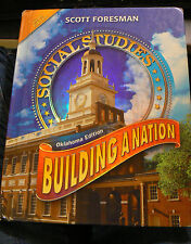 Scott Foresman Social Studies gr.6/6th Text, History: Building a Nation 2008