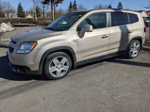 2013 Chevrolet Orlando LTZ-64,000 KM-LEATHER-P/ROOF-LIKE NEW-MUST SEE!!
