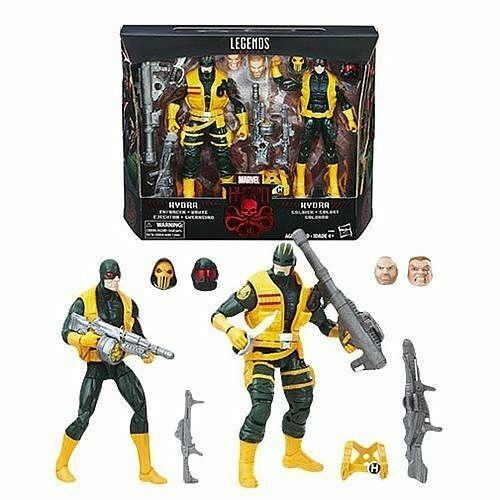 Marvel Legends Hydra Hydra Hydra Soldier 2 pack exclusive - New in stock 2e464c