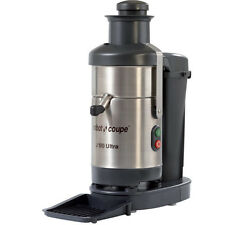 Robot Coupe J 100 Ultra Automatic Juicer with Continuous Pulp Ejection