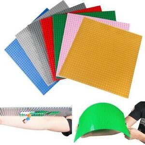 DIY-Large-32x32-Studs-SS-25-5x25-5cm-BASE-PLATE-Compatible-Construction-Blocks