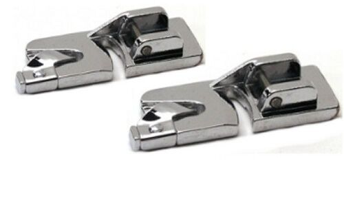 for Janome,New Home  Hemmer Snap on Feet Set,4mm & 6mm  200326001