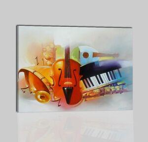 Quadri moderni astratti dipinti a mano olio su tela colori for Colori moderni