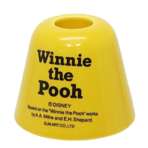 Disney Winnie the Pooh Porcelain Toothbrush Stand Holder Pen Goods Cute Japan