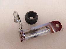 Honda CB 750 Four K0 - K6  Halterung und Gummi Bremsleitung Clip, brake hose