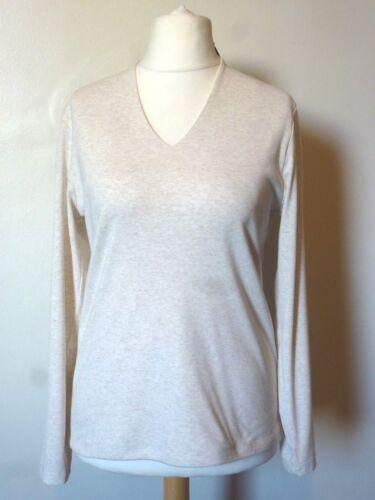 Tigi Womens MOD ECO High Back V-Neck Top Size 10-24 Uk BNWT RRP £27 Malt or Navy