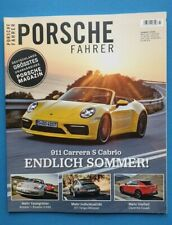 Porsche Fahrer Nr.3  2019 Mai Juni Juli  ungelesen 1A absolut TOP