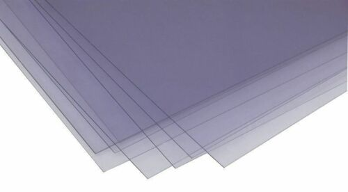 OHP Plastic Sheets 50 A4 Clear Acetate 140 micron