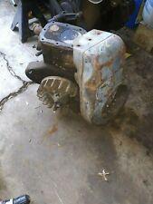 Vintage Wisconsin Engine Parts Short Block Flywheel Shroud