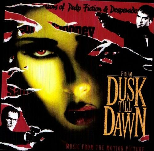1 of 1 - Various Artists - From Dusk Till Dawn (Original Soundtrack) [New Vinyl] 180 Gram