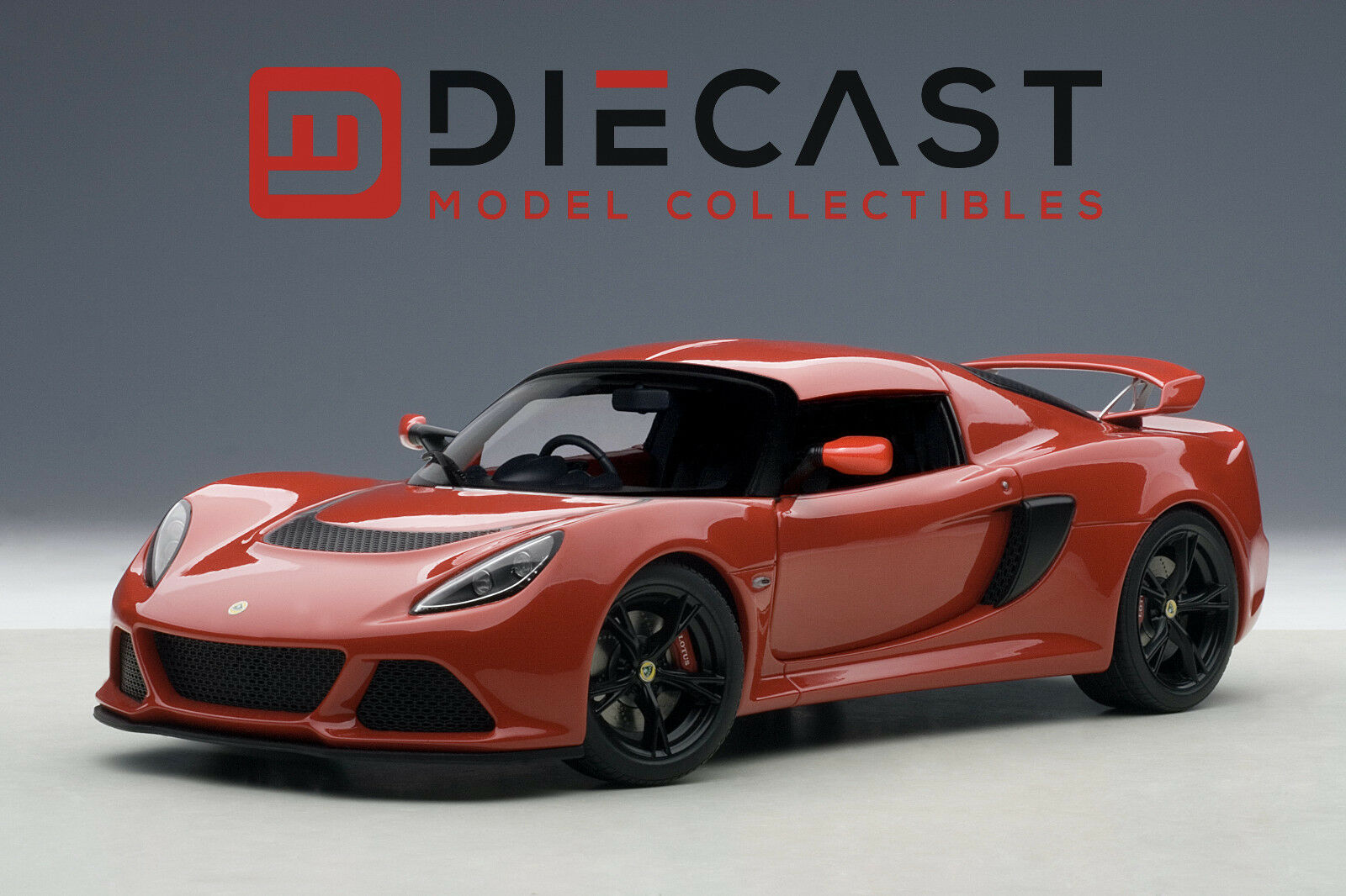 AUTOART 75381 LOTUS EXIGE S, rojo, 1 18TH SCALE