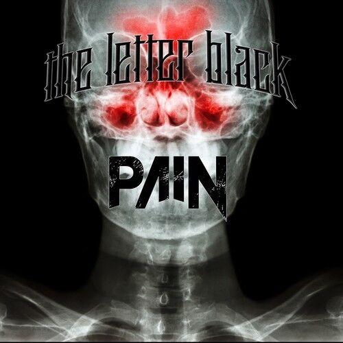The Letter Black - Pain [New CD]