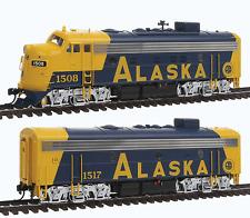 Spur H0 - Diesellokset F7AB Alaska Railroad -- 47709 NEU
