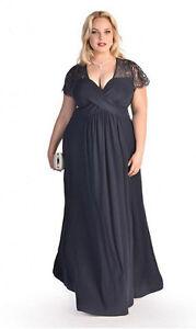 plus length dresses retro