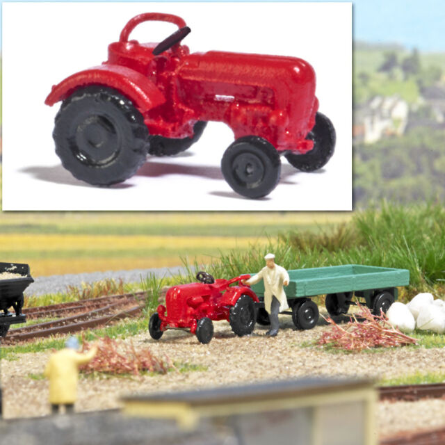 Neu Busch 8361-1//160 Traktor Junior