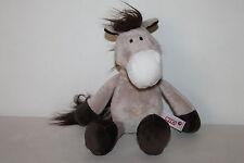 NICI Cavallo Horse Schlenker schmuse animale Orsacchiotto Peluche 30cm TOP RAR