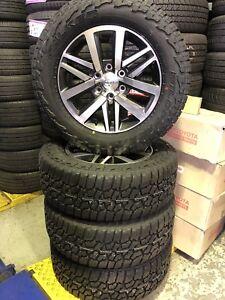 4x-GENUINE-TOYOTA-HILUX-SR5-2019-18-034-Wheels-amp-AT-TERRAIN-Tyres-HILUX-4WD-PRADO